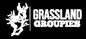 Grassland Groupies Pronghorn Logo
